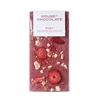 Strawberry & Hazelnut Ruby Chocolate Bar-new-The Vault