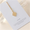 Luck Necklace Gold Plate-new-The Vault