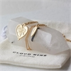 Love Necklace Gold plate-new-The Vault