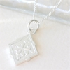 Luck Necklace Silver-new-The Vault