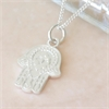 Protection Necklace Silver-jewellery-The Vault