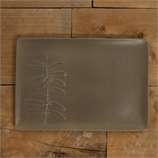 Kauri Platter Medium Matt Cinnamon-new-The Vault