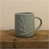 Kauri Mug Matt Half Grey-new-The Vault