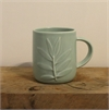 Kauri Mug Matt Turquoise-new-The Vault