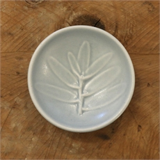 Kauri Dip Bowl Matt Half Grey-new-The Vault