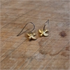 Dove Earrings Gold Vermeil-jewellery-The Vault