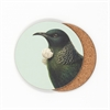 Coaster Single Tui Green -home-The Vault