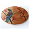 Oval Wall Art Tui-home-The Vault