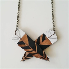 Huia Necklace-jewellery-The Vault