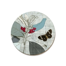 Botanica Karo Coaster Single-artists-and-brands-The Vault
