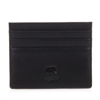Small Credit Card Holder Black-for-her-The Vault