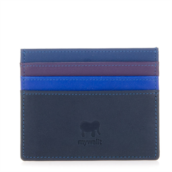 Small Credit Card Holder Kingfisher