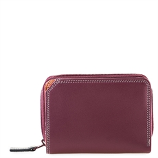 Small Wallet w Zip Purse Chianti-for-her-The Vault