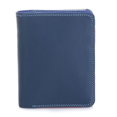 Medium Zip Wallet Royal-for-her-The Vault