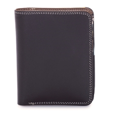 Medium Zip Wallet Mocha-artists-and-brands-The Vault