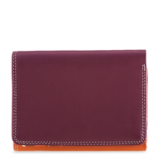 Medium Tri-fold Wallet Chianti-for-her-The Vault