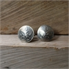 Ten Cent Cufflinks Silver Plate-for-him-The Vault