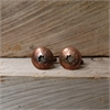 Vintage Copper Milk Token Cufflinks-for-him-The Vault