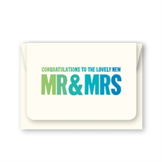 Mr and Mrs Card-cards-The Vault