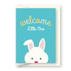Welcome Little One Card-cards-The Vault