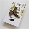 Arohanui Tui Enamel Pin-jewellery-The Vault