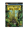 Tintin Destination New York Print A4 -home-The Vault