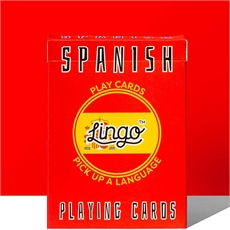 Lingo Cards Spanish -child-The Vault