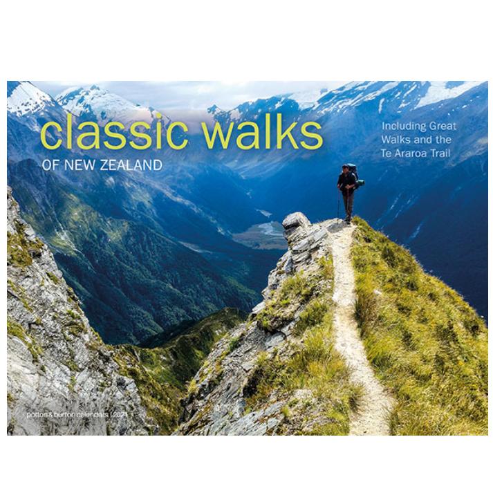 Classic Walks of NZ Calendar 2021 - - NZ