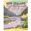 NZ Vintage Posters Calendar 2021-new-in-The Vault