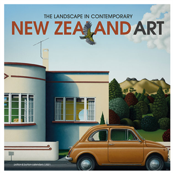 Contemporary NZ Art Calendar 2021