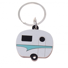 Keeper Keyring Caravan Mint-artists-and-brands-The Vault