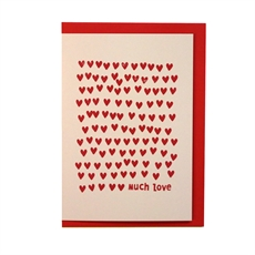 Much Love Card-cards-The Vault