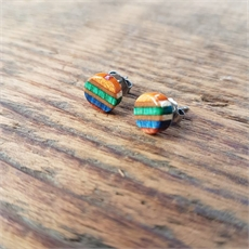Skateboard Deck Studs Style No6-jewellery-The Vault