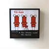 Tinnies Round the Barbie Box Frame -home-The Vault