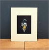 Matted Print She of the Kowhai Tree-home-The Vault