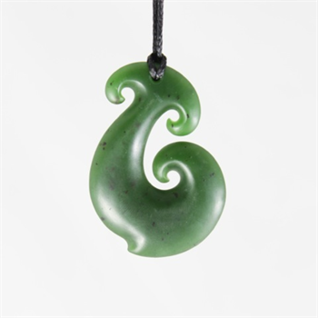 Pounamu Pendant Hammerhead Shark Nz Jewellery View