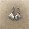 Silver Tanekaha Earrings-jewellery-The Vault