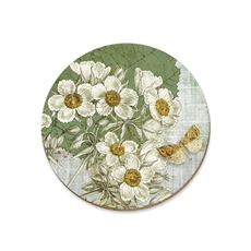 Botanica Whau Coaster Single-artists-and-brands-The Vault
