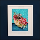 Anchor You A4 Framed Print