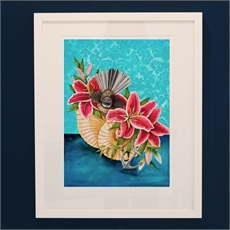 Anchor You A3 Framed Print-home-The Vault