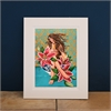 Matted Foam Print A4 Nuture You-home-The Vault