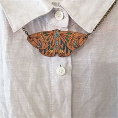 Butterfly Necklace-new-in-The Vault