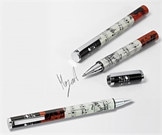 Rollerball Pen - Sinfonie-clothing-and-accessories-The Vault