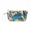 Flox Cotton Pouch w Wristlet Kingfisher-new-in-The Vault
