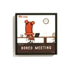 Tin Man Bored Meeting Box Frame-new-in-The Vault