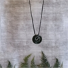 Ernesto Ovalle Pounamu Medium Open Koru-new-in-The Vault