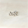 Tiny Trio Studs Silver-new-in-The Vault