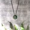 Ernesto Ovalle Small Pounamu Koru Ombre-new-in-The Vault