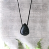 Ernesto Ovalle Pounamu Wide Drop-new-in-The Vault