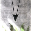 Pounamu Contemporary Shark Tooth-new-in-The Vault